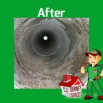 after chimney sweeping